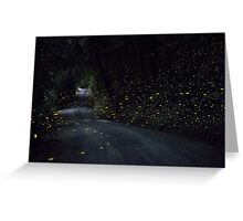 Firefly Road Greeting Card