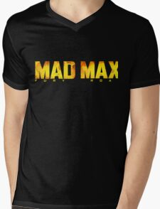 Mad max Mens V-Neck T-Shirt
