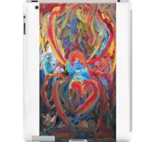 The True Black Widow by Darryl Kravitz iPad Case/Skin