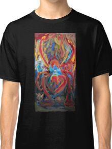 The True Black Widow by Darryl Kravitz Classic T-Shirt