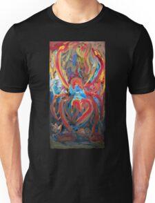 The True Black Widow by Darryl Kravitz Unisex T-Shirt