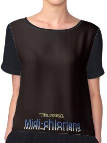 THE FORCE Midi-chlorians Chiffon Top