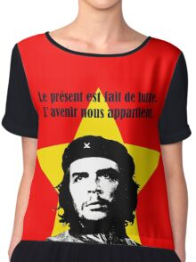 Che Guevara Chiffon Top