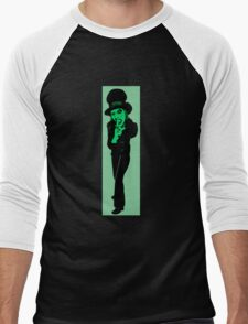 Marylin Cartoon Men's Baseball ¾ T-Shirt