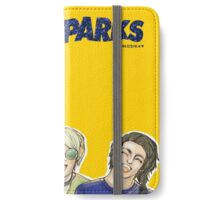 WATERPARKS   double dare iPhone Wallet/Case/Skin