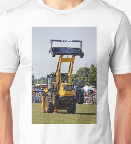 The Diggerland Dancing Digger Stunt Team Unisex T-Shirt