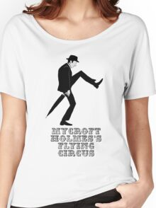 Mycroft Holmes Minister of Silly Walks Women's Relaxed Fit T-Shirt