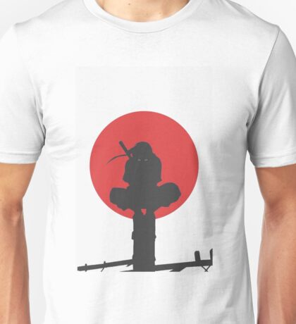 Uchiha Itachi Ninja Unisex T-Shirt
