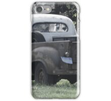 Studebaker Old Truck iPhone Case/Skin
