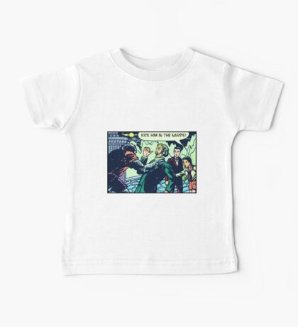 Kick Him in the Nards! Baby Tee