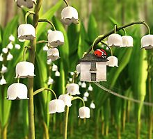 Lily of the Valley by Cynthia Decker