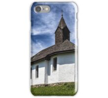 A Wayside Chapel iPhone Case/Skin