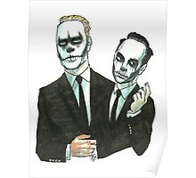 Corpse Paint Mormor Poster