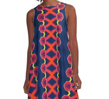 Bullrush Laces (VN.176) A-Line Dress