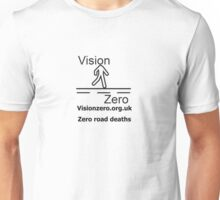 Vision Zero Unisex T-Shirt