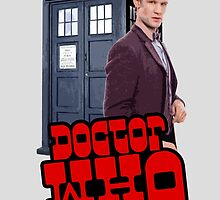 Doctor Who VS. The Universe  by Zorro66