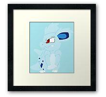 Pokemon - Nidorina Framed Print