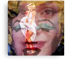 Monroe Composite Canvas Print