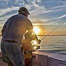 Fishermen by Eileen McVey
