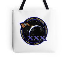 Expedition 30 Mission Patch Tote Bag