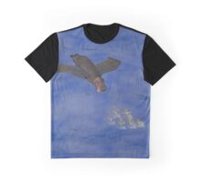 Hunting Hippo Graphic T-Shirt