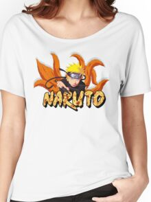 Naruto - Nine Tails Women's Relaxed Fit T-Shirt