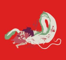 Spirited Away Kids Clothes