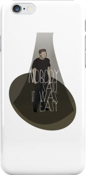 Nobody Said It Was Easy by Jessica Slater