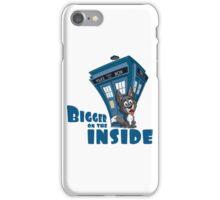Bigger on the Inside (v1) iPhone Case/Skin