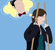 Darcy & Lizzie by Jessica Slater