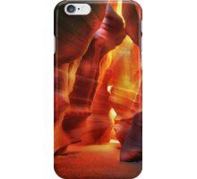 Wall of Fire,  Antelope Canyon, Arizona iPhone Case/Skin