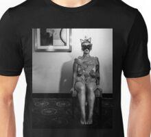 Hands all over strange graphic tee Unisex T-Shirt