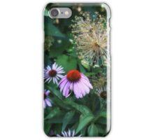 Coneflower in Dow Gardens 3 iPhone Case/Skin