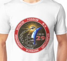 Expedition 29 Mission Patch Unisex T-Shirt