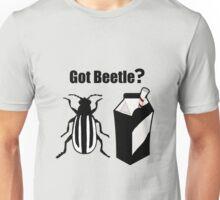 Got Beetle ? Black Text ( Clothing & Sticker) Unisex T-Shirt