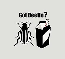 Got Beetle ? Black Text ( Clothing & Sticker) T-Shirt