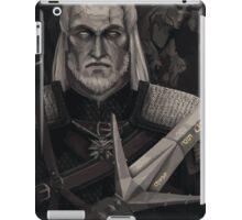 The Witcher - White Wolf iPad Case/Skin