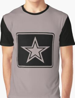 ARMY STAR Graphic T-Shirt