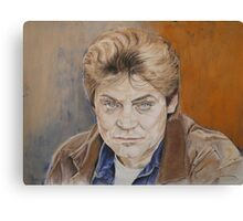 British actor Nick Brimble Canvas Print