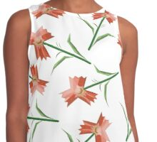Spring Beauty Contrast Tank