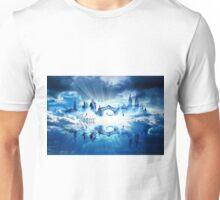 Venice city skyline Unisex T-Shirt
