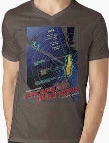 Escape From New York  Mens V-Neck T-Shirt