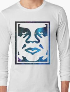 Obey Giant Universe Long Sleeve T-Shirt