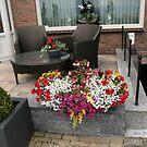 Outside Home ... Made of Love by Nira Dabush