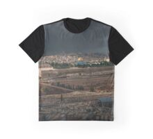 A Storm over Jerusalem Graphic T-Shirt