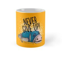 Donkey Spider never give up Mug