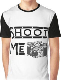 Shoot Me Graphic T-Shirt