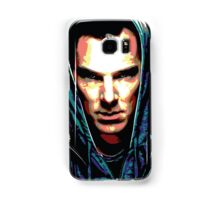 Benedict Cumberbatch: You Think Your World is Safe? Samsung Galaxy Case/Skin
