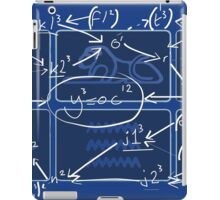 Only Connect the Tournament Structure iPad Case/Skin
