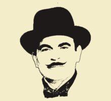 Hercule Poirot by taudalpoi